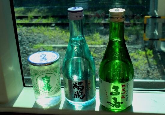 ⑲久留里の酒窓際