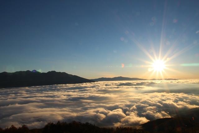 雲海ゴンドラ1