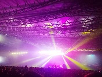 ライブ 照明