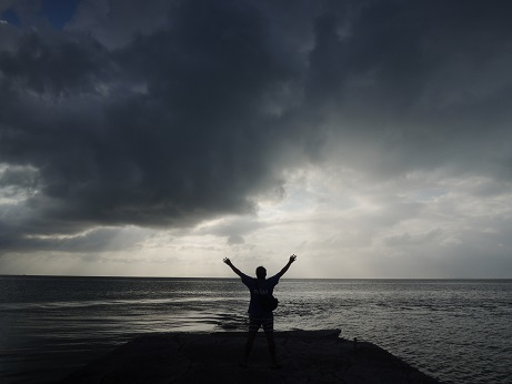 BESS ワンダーデバイス サンダーバード2号 沖縄2017 12