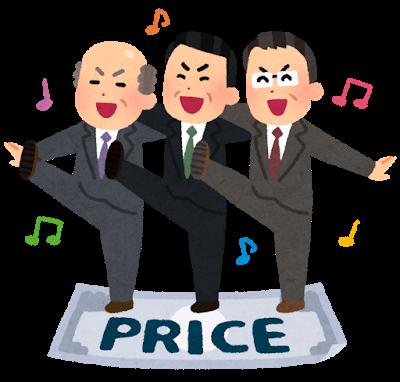 マネー、価格、カルテル