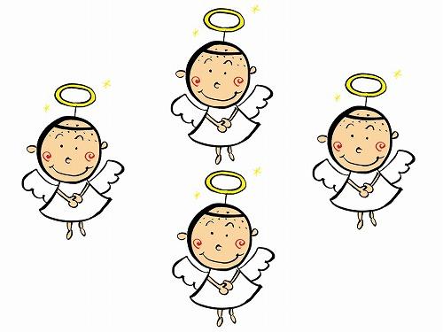 5004人の天使