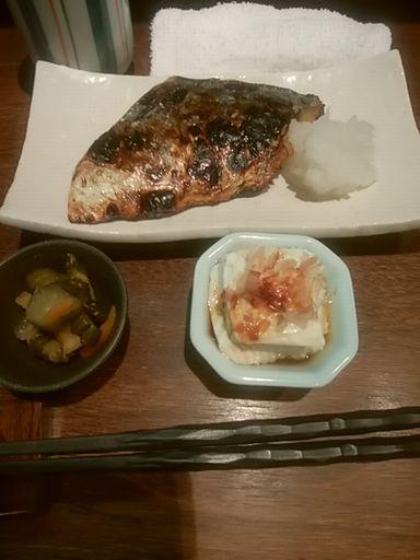 西京焼きランチ