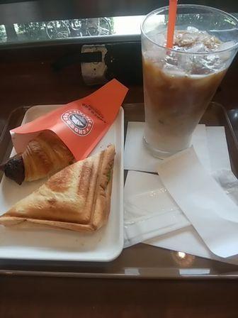 サンマルクカフェらんちっち