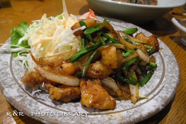 2016年11月4日奄美大島・太助13鶏テールのたれ焼き