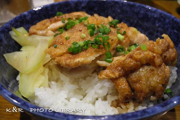 2016年11月4日奄美大島・太助15鶏丼