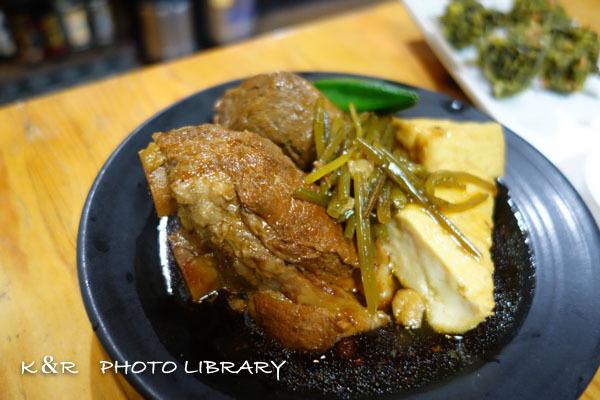 2016年11月5日奄美大島・神鷹12豚骨煮