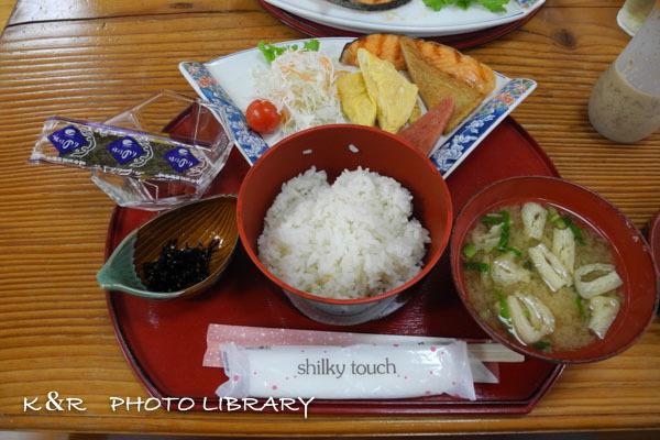 2016年11月6日奄美大島・朝食3