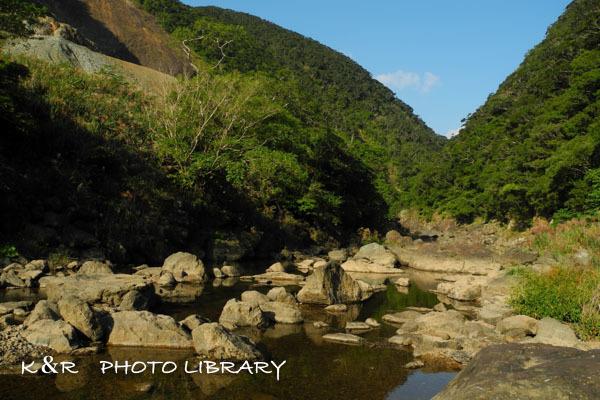 2016年11月6日奄美大島・タンギョの滝3