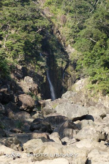 2016年11月6日奄美大島・タンギョの滝5