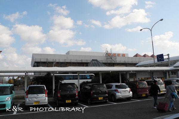 2016年11月6日奄美大島・奄美空港1