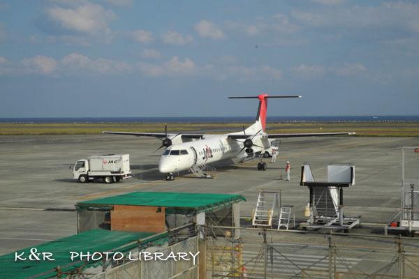 2016年11月6日奄美大島・奄美空港10