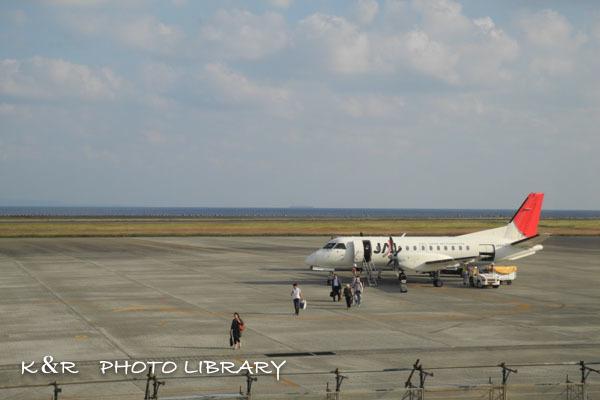 2016年11月6日奄美大島・奄美空港11