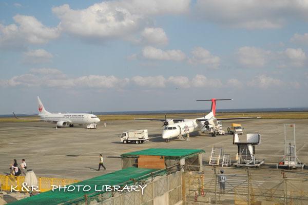 2016年11月6日奄美大島・奄美空港12