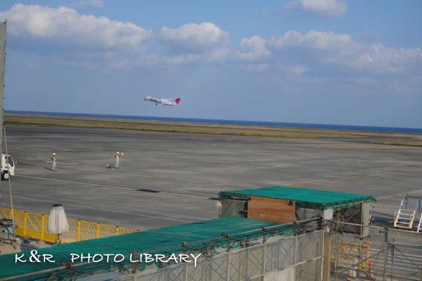 2016年11月6日奄美大島・奄美空港15