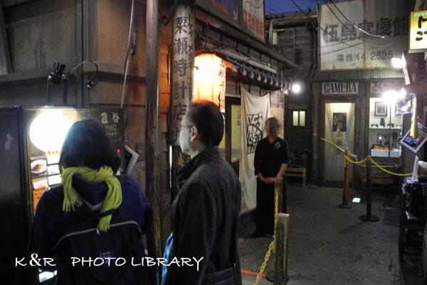 2016年11月13日新横浜ラーメン博物館・支那そばや1