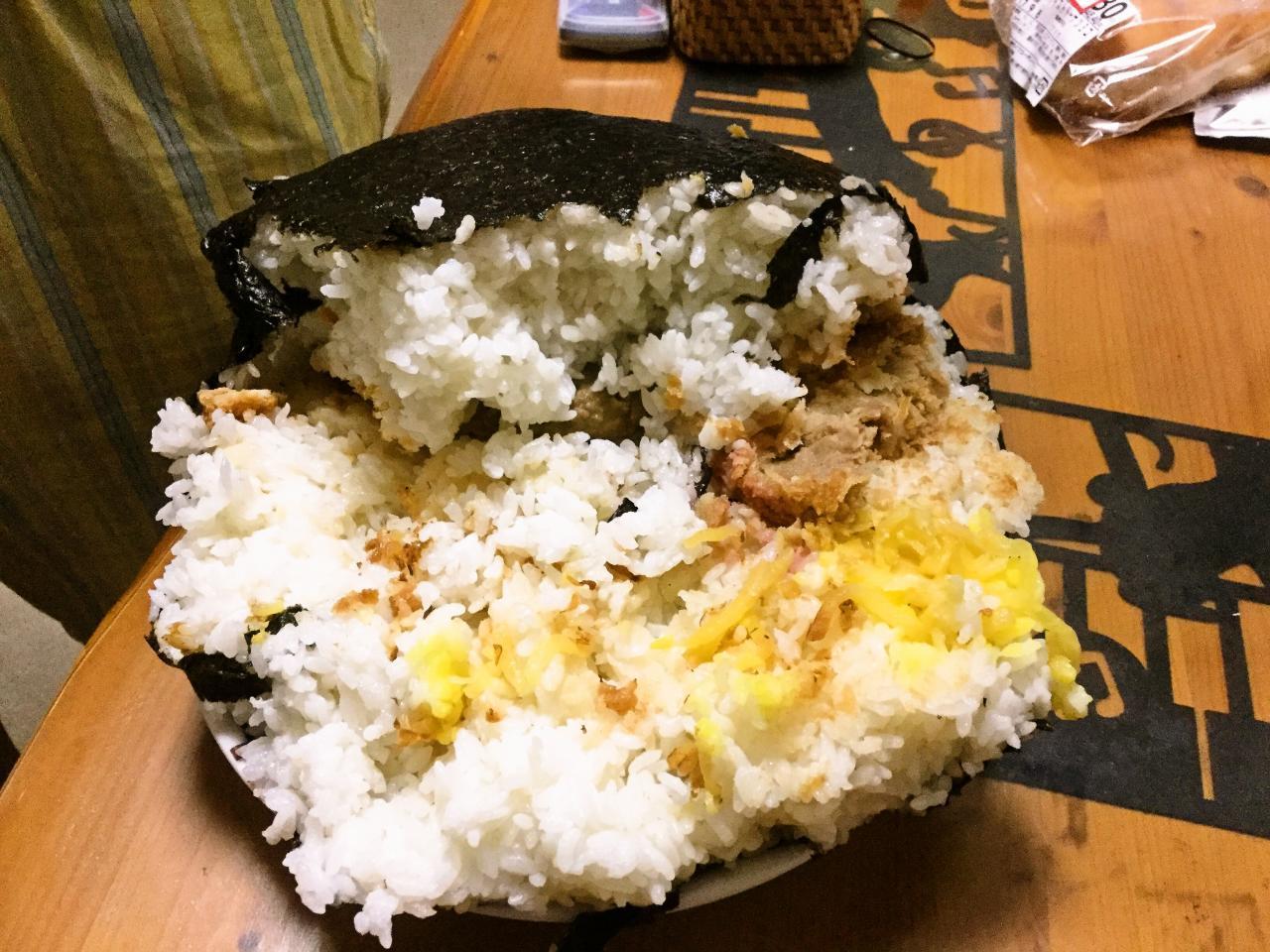 キッチンDIVE(3kgおにぎり)