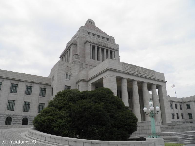 20170825_kokkai_gijido_03@国会議事堂の写真