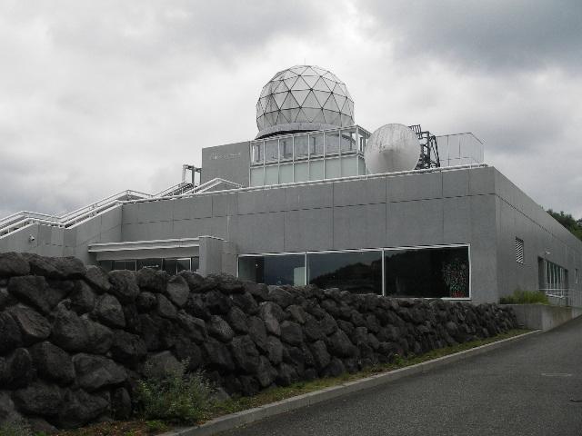 富士山レーダードーム館201707-1