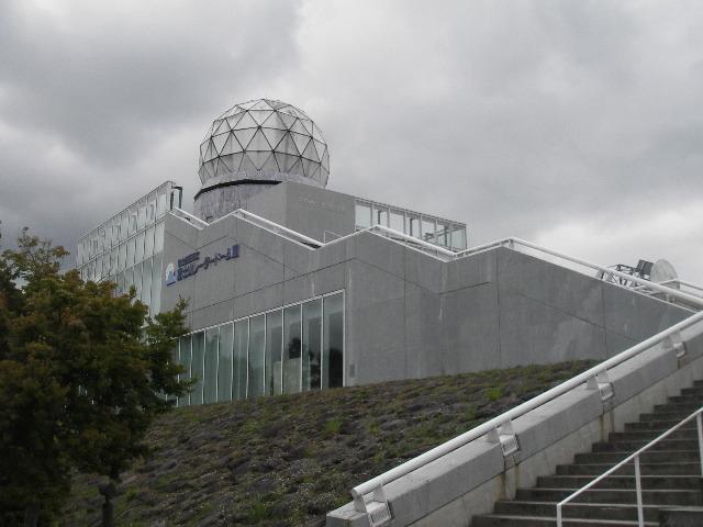 富士山レーダードーム館201707-2