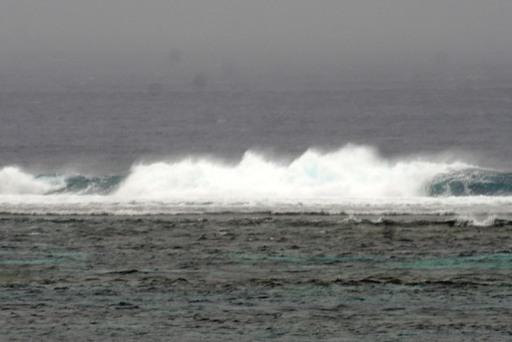 台風22号中-e P1140953