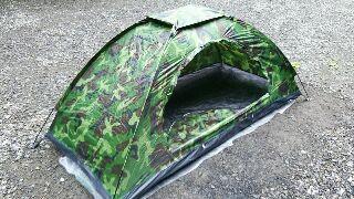 テント張り3