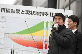 大阪都構想 ハシゲ