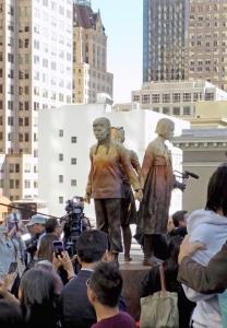 サンフランシスコ慰安婦像
