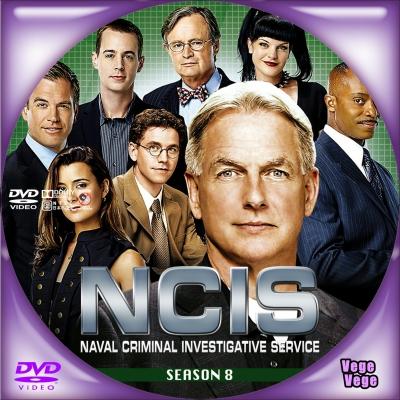 NCIS ネイビー犯罪捜査班 シーズン8(汎用版) D