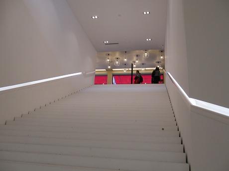 Amos Rex美術館階段