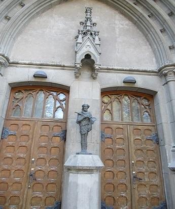 聖ヨハネス教会ドア