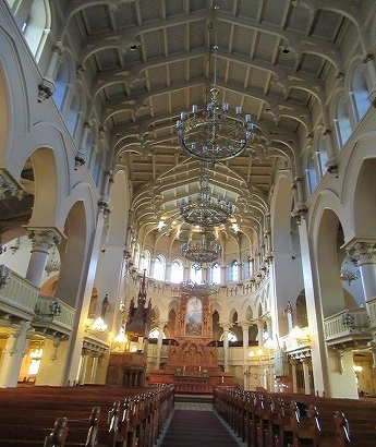 聖ヨハネス教会中