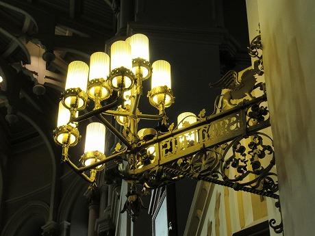 聖ヨハネス教会ランプ