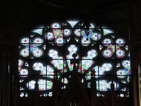 聖ヨハネス教会ステンドグラス