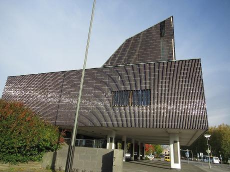セイナヨキ市庁舎1