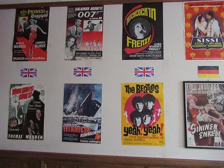 各国映画のポスター1