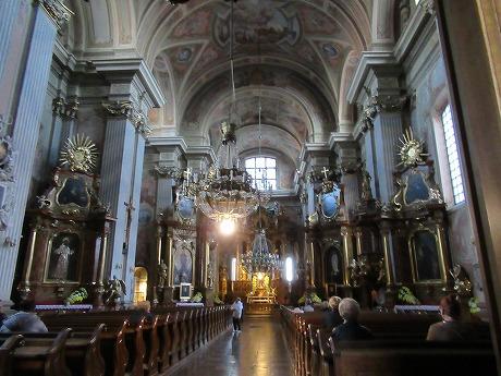 聖アンナ教会中