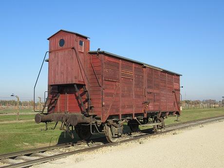 ビルケナウ列車