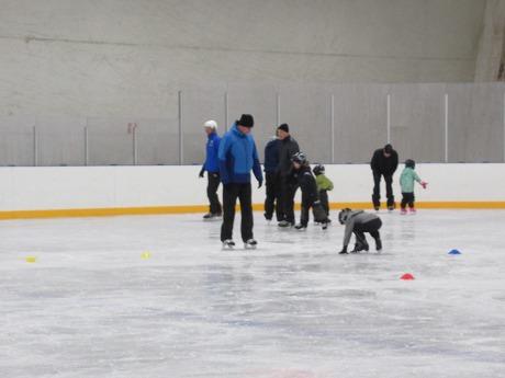スケート練習
