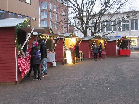 クリスマスマーケット昼その2