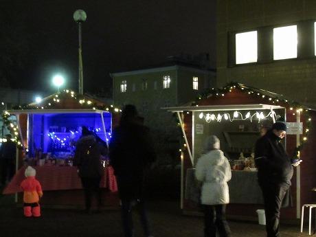 クリスマスマーケット夜その3