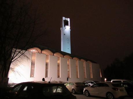 ラケウンデンリスティ教会
