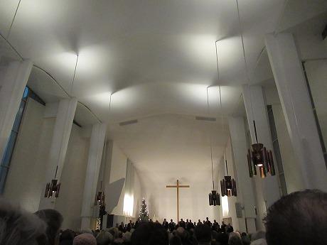 ラケウデンリスティ教会全体