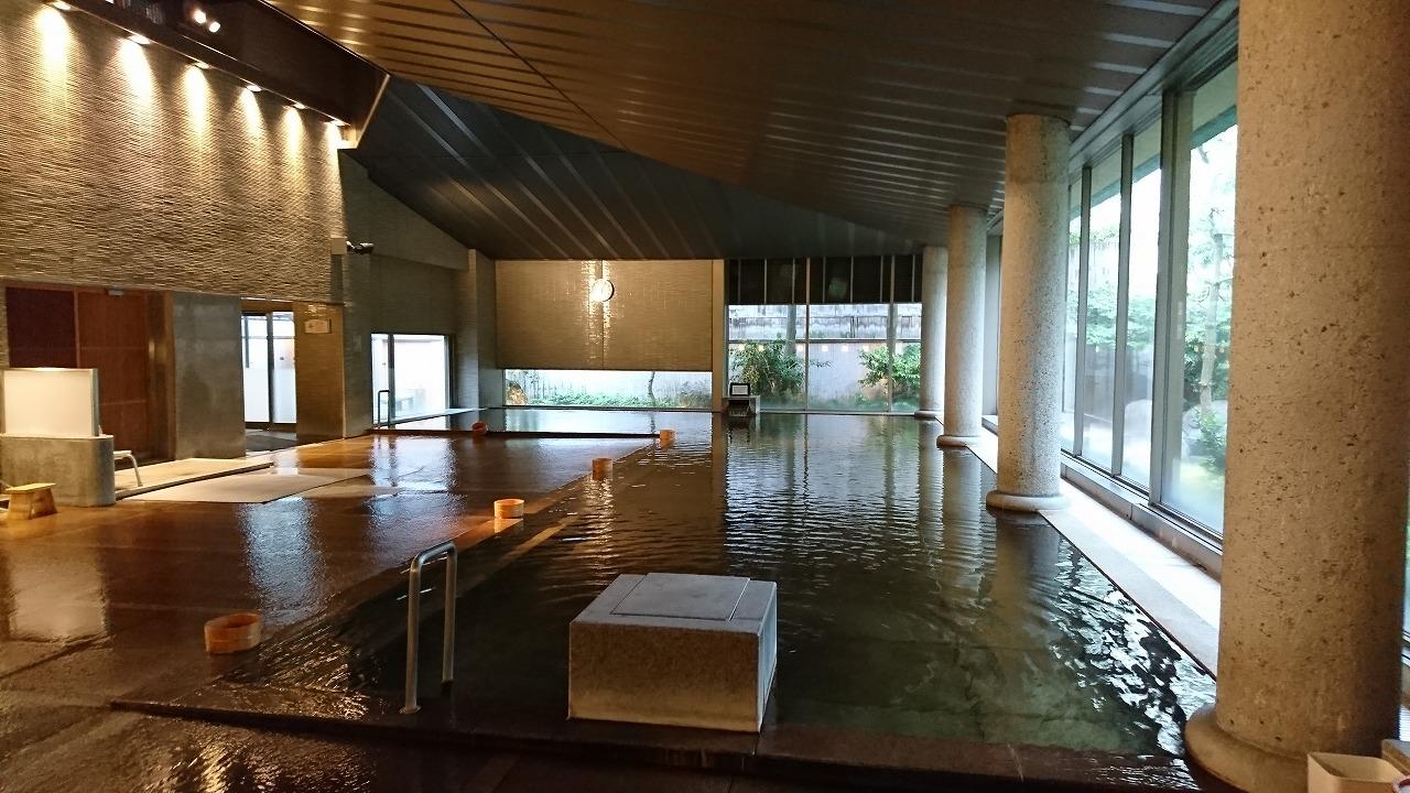 ホテル花水木 瀧の湯・部屋編 (2016年6月)