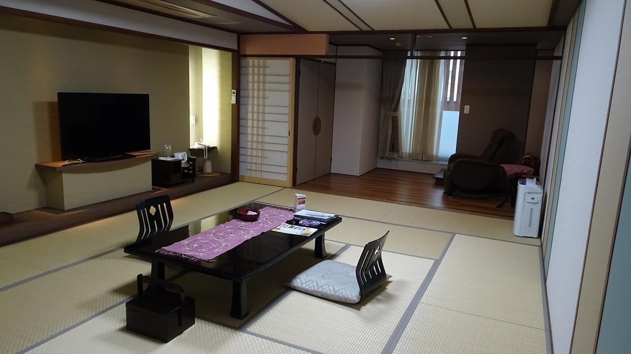 伊香保温泉 ホテルきむら 施設・部屋編 (2017年6月)