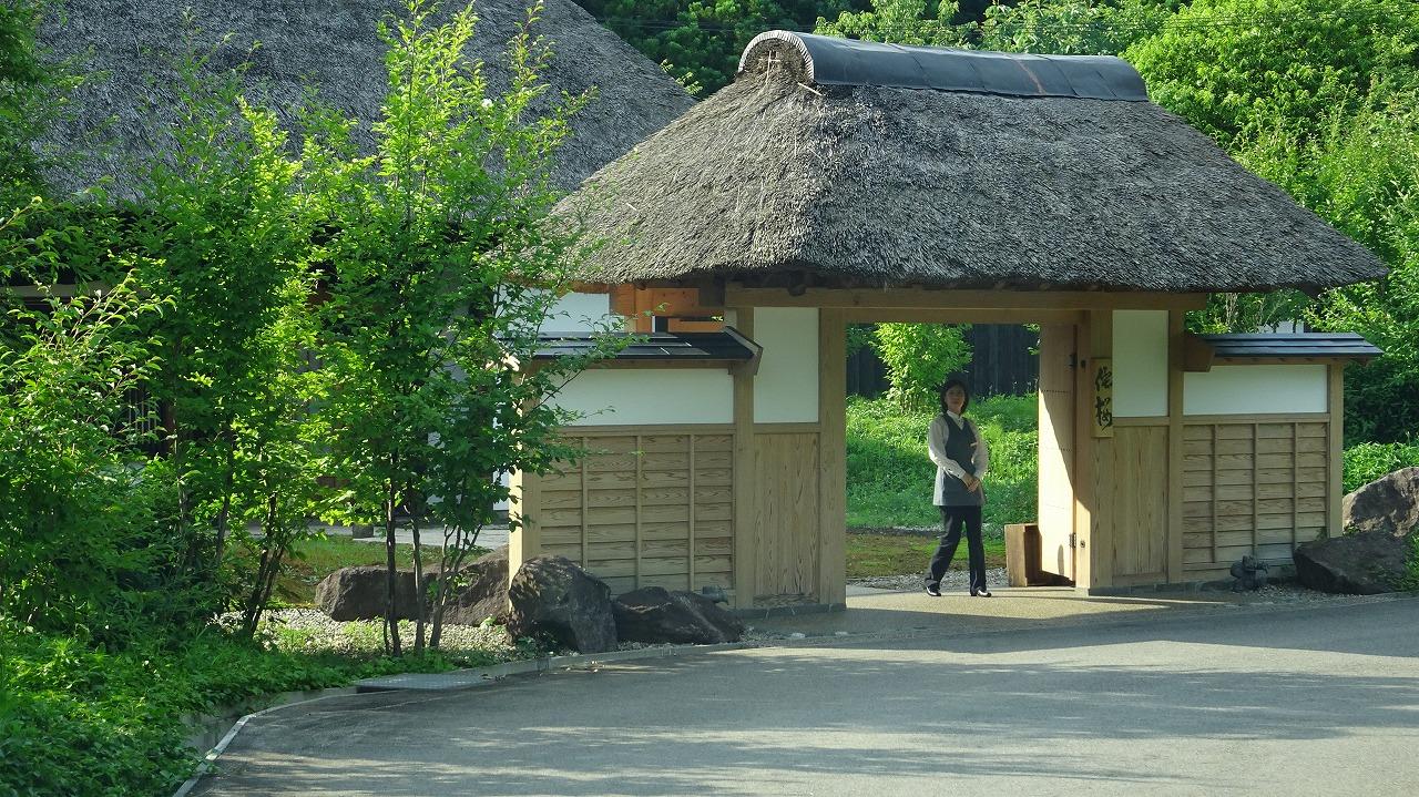角館山荘 侘桜 施設編 (2017年7月)