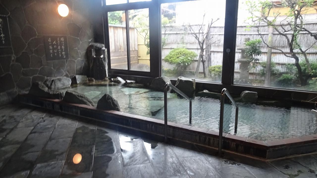伊豆長岡温泉 伊古奈荘 施設編 (2017年8月)