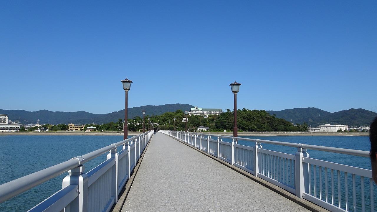 名古屋港ポートビルと三河湾の観光 (2017年10月)