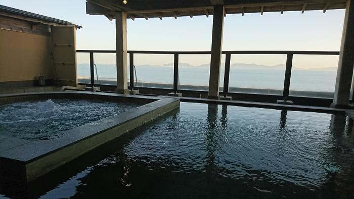 銀波荘部屋風呂 (2)