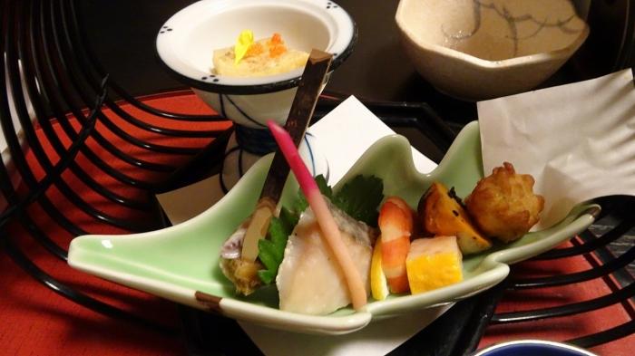 銀波荘食事 (2)